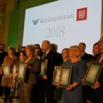 Ranking Bibliotek 2018 gala wręczenia dyplomów