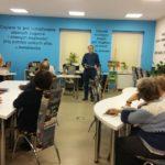 Mariusz Hantke czyta swoje wiersze
