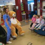 Dzień Pluszowego Misia - spotkanie z pielęgniarką Beatą Siwek