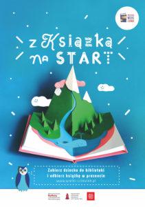 Plakat projektu Mała Książka Wielki Człowiek