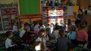 Wizyty w przedszkolu