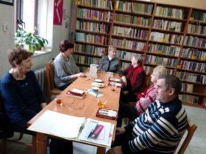 Spotkanie DKK w Olesznie