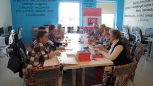 Kwietniowe spotkanie DKK w Krasocinie