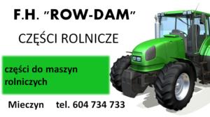 ROW-dam reklama