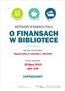 OFB.6 plakat pierwsze spotkanie 2019
