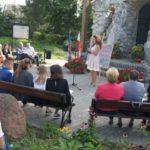 Narodowe Czytanie 2019 z pisarką Moniką Sawicką - czyta Zdzisława Robak