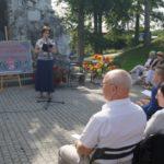 Narodowe Czytanie 2019 z pisarką Moniką Sawicką - czyta Jolanta Lichosik