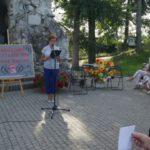 Narodowe Czytanie 2019 z pisarką Moniką Sawicką - czyta Zdzisława Murzynowska