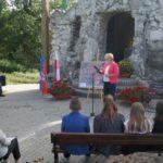 Narodowe Czytanie 2019 z pisarką Moniką Sawicką - czyta Władysława Pietrala