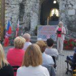 Narodowe Czytanie 2019 z pisarką Moniką Sawicką - czyta Maria Kowalska