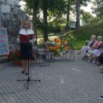 Narodowe Czytanie 2019 z pisarką Moniką Sawicką - czyta Małgorzata Łata