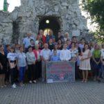 Narodowe Czytanie 2019 z Moniką Sawicką - wszyscy uczestnicy akcji