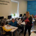 Spotkanie dla dzieci z pisarką Moniką Sawicką MKiDN 2019