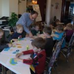 Akcja Cała Polska Czyta Dziecio z p. Karolem Robakiem