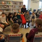 Zajęcia przedświąteczne dla klas piątych